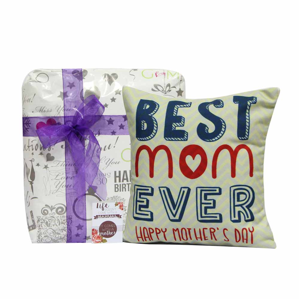 Best Mom Ever Cushion