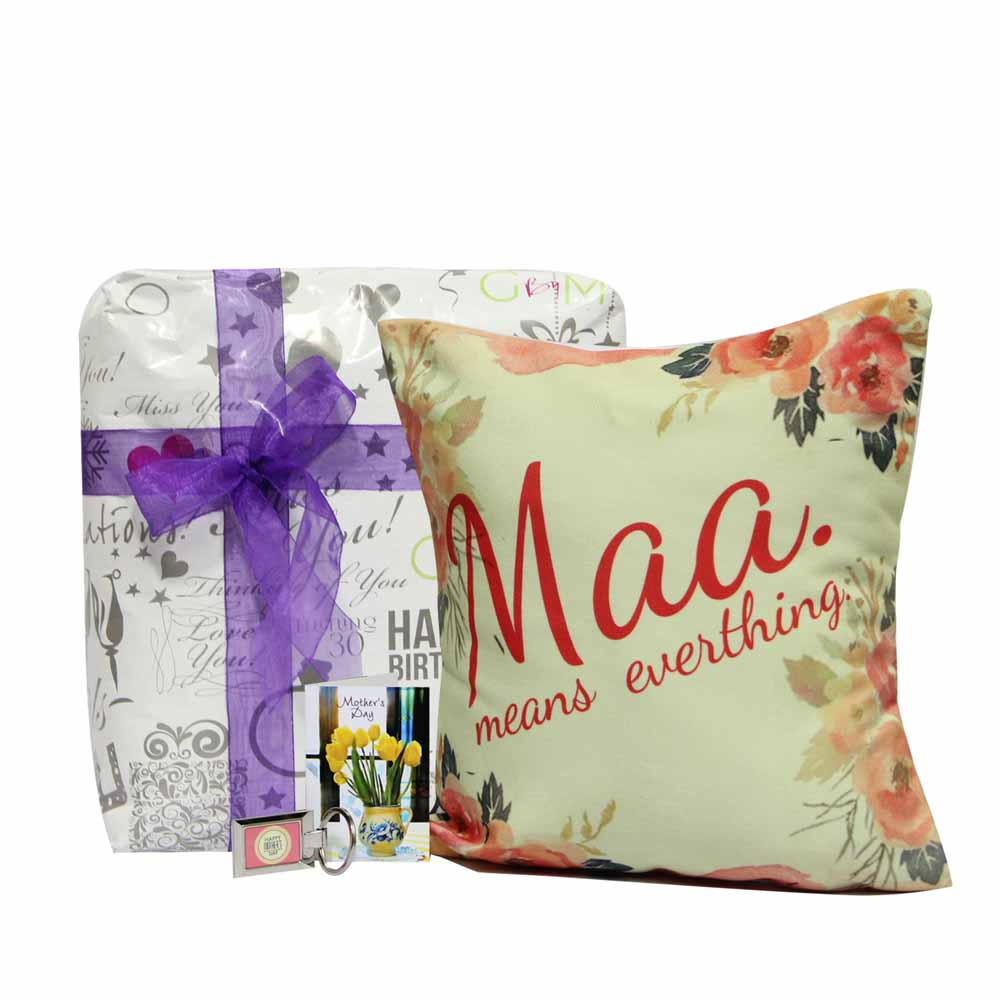 Affectionate Cushion for Maa