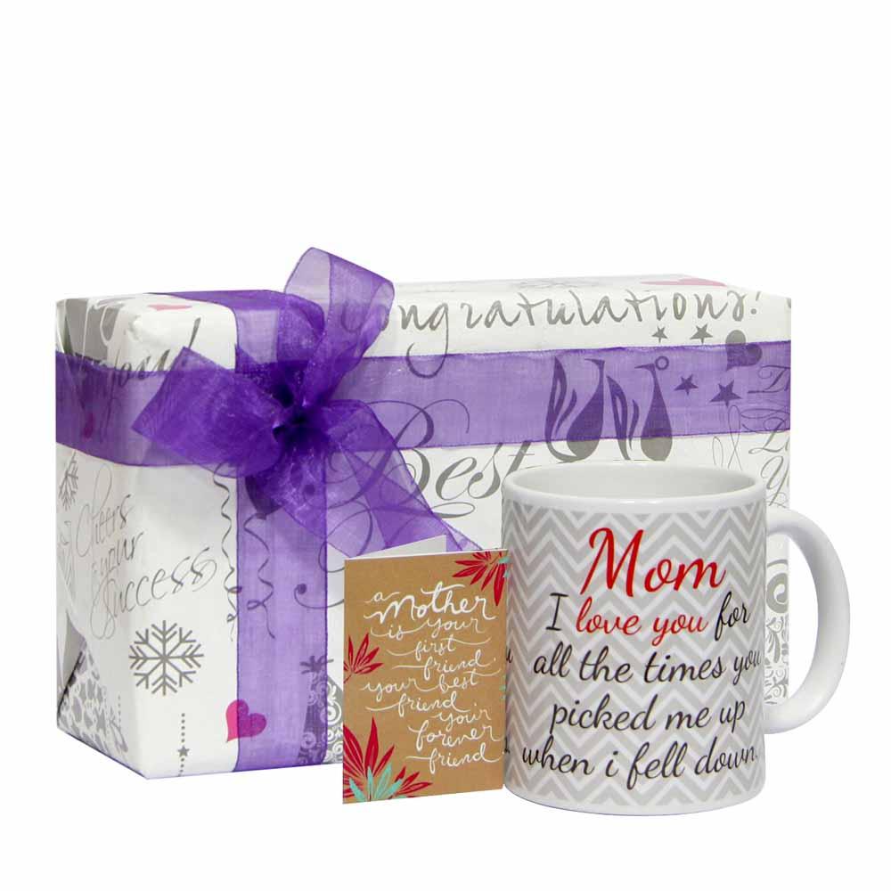 Recited Mug for Mom