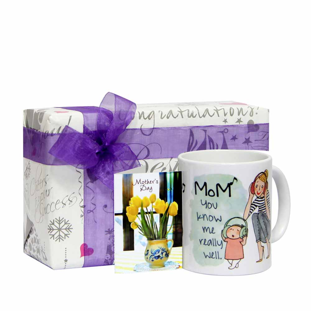 Emotional Stated Mug for Mom