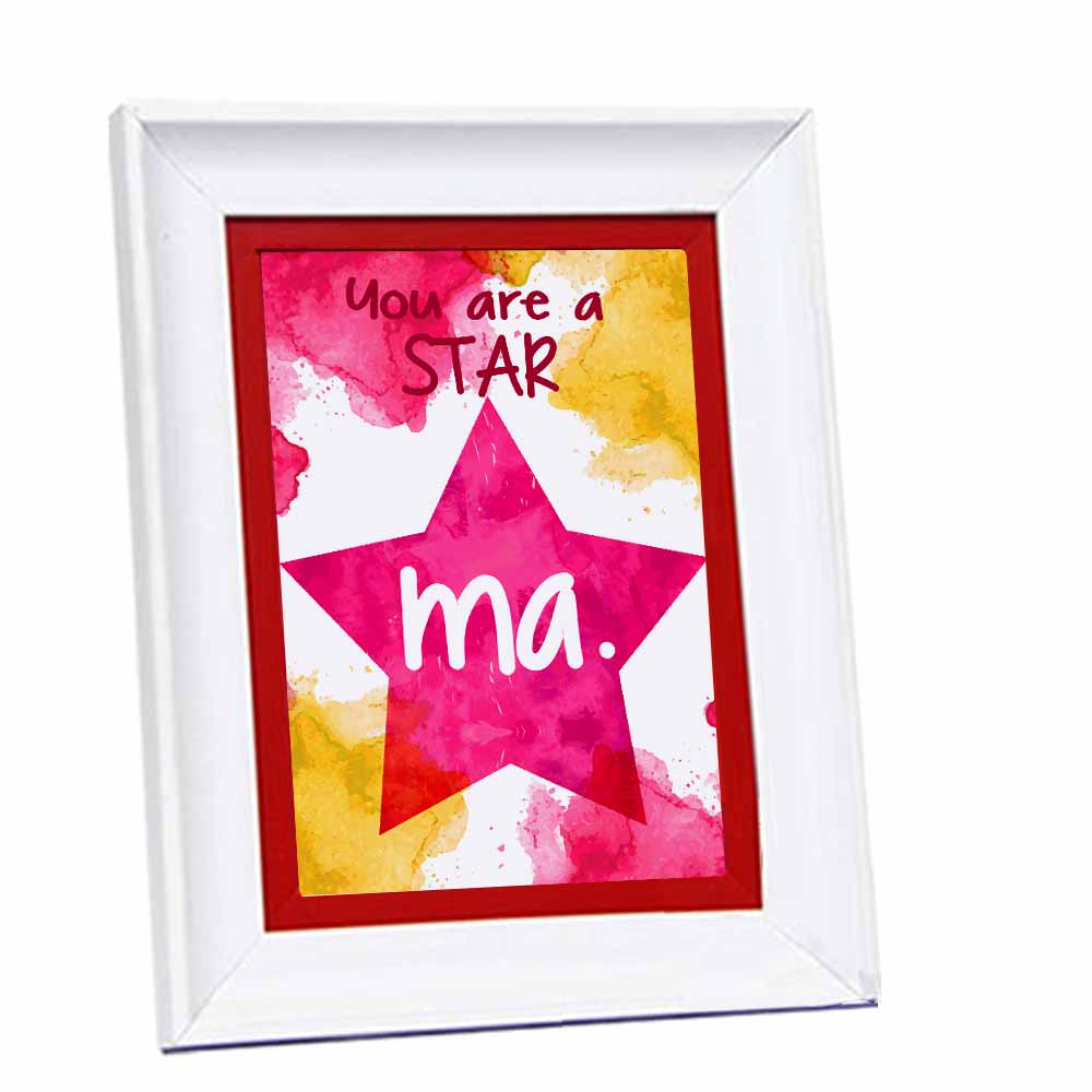 Star Ma Photo Frame
