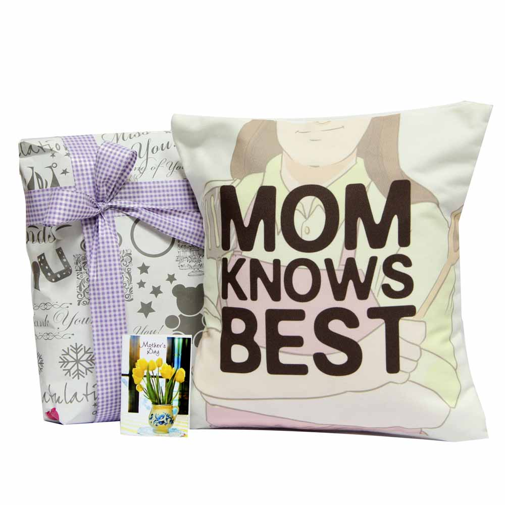 Knowing Cushion For Mom