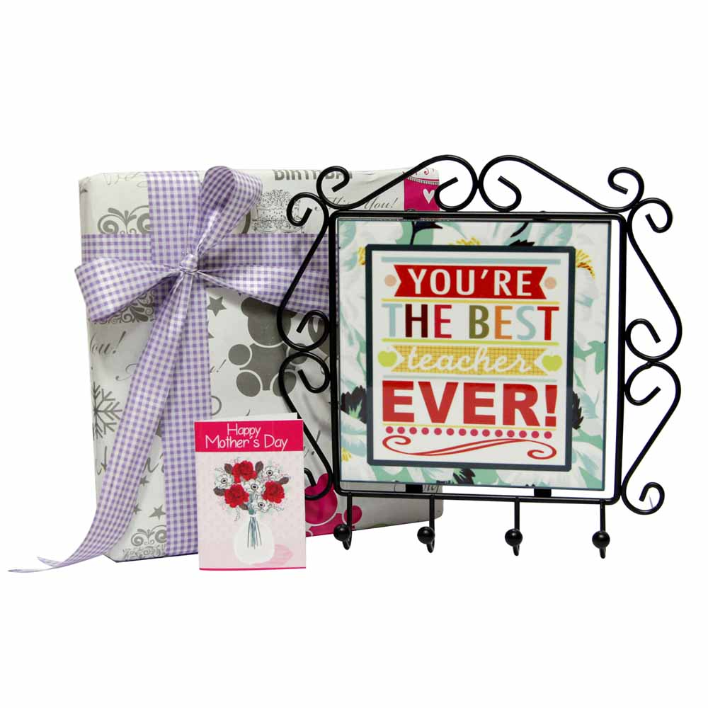 Best Teacher Frame with Card GIFTS111247