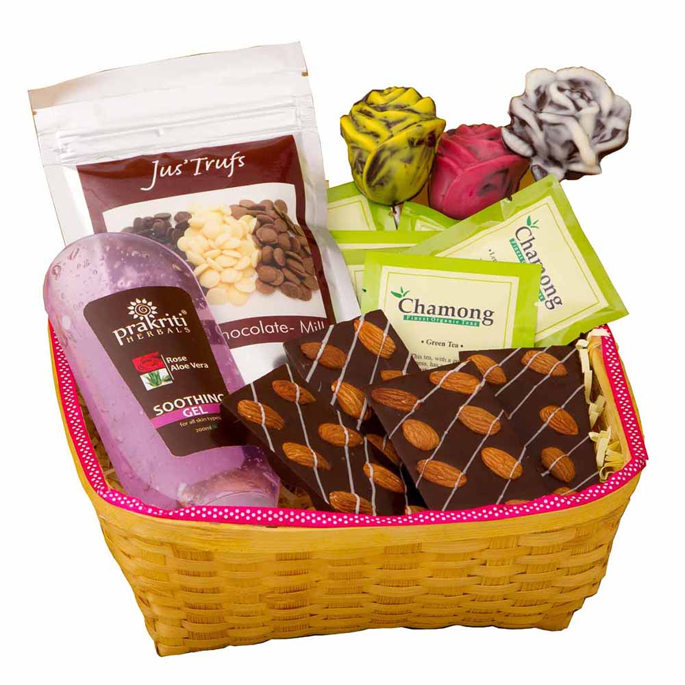 For the Best MOM in the World Hamper