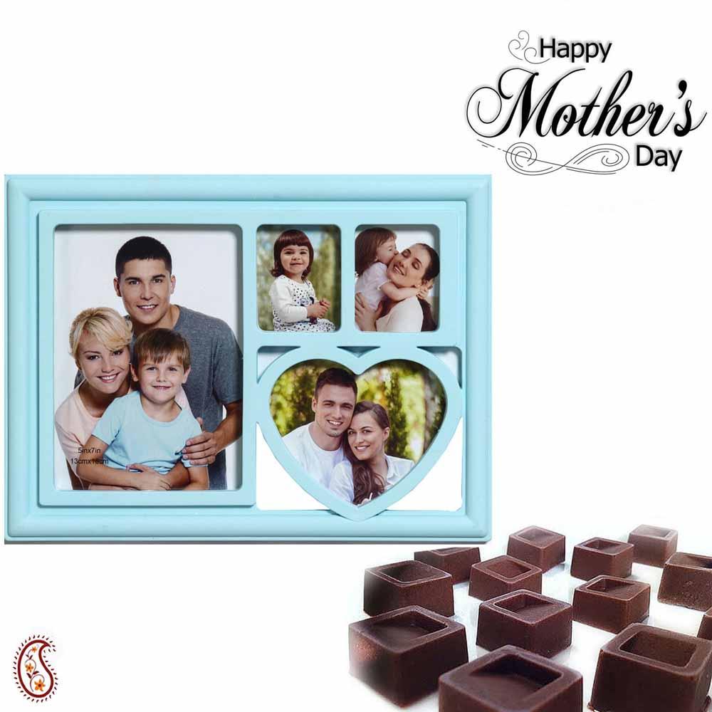 Family Photoframe & Chocolate Hamper