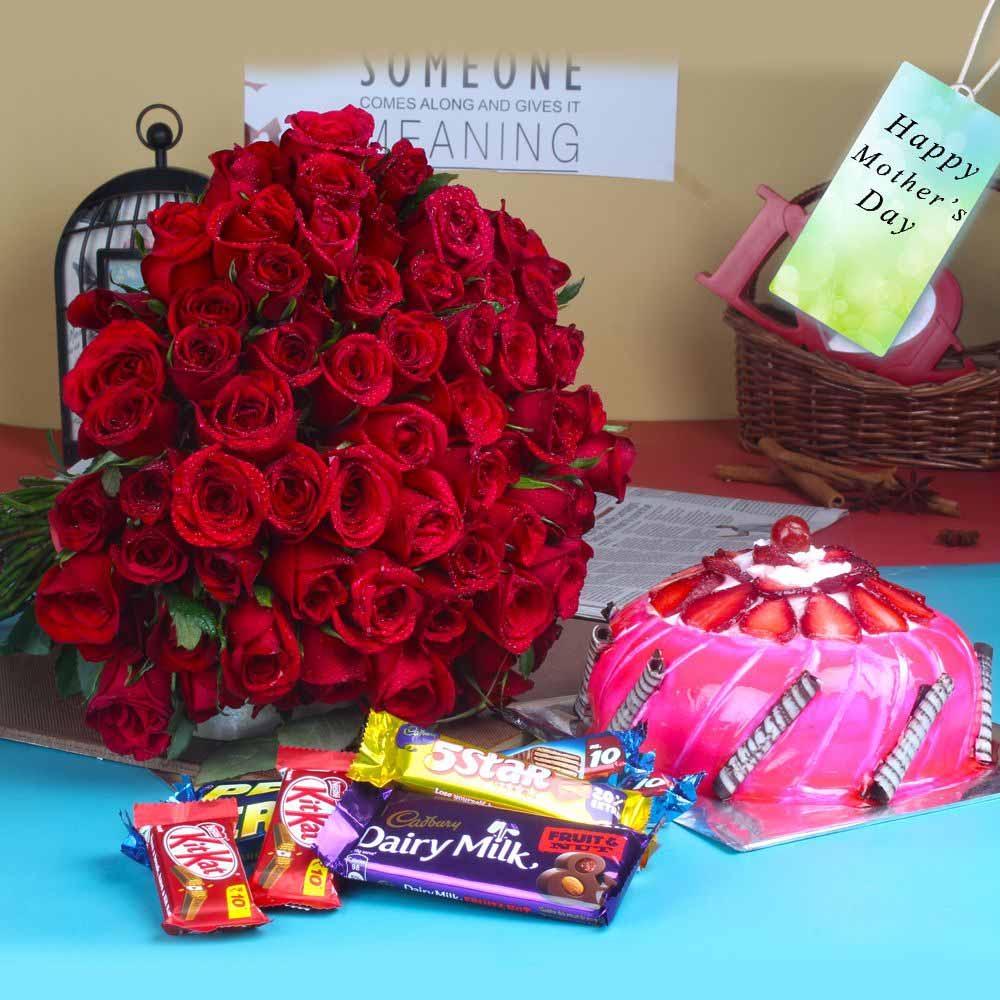 Treat your Mother with Special Pleasant Gift