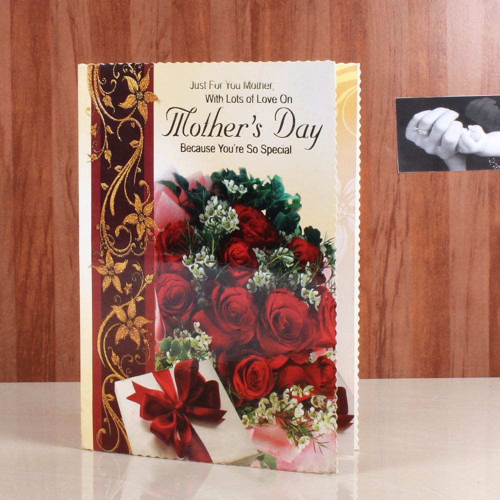 Lovely Mothers Day Card