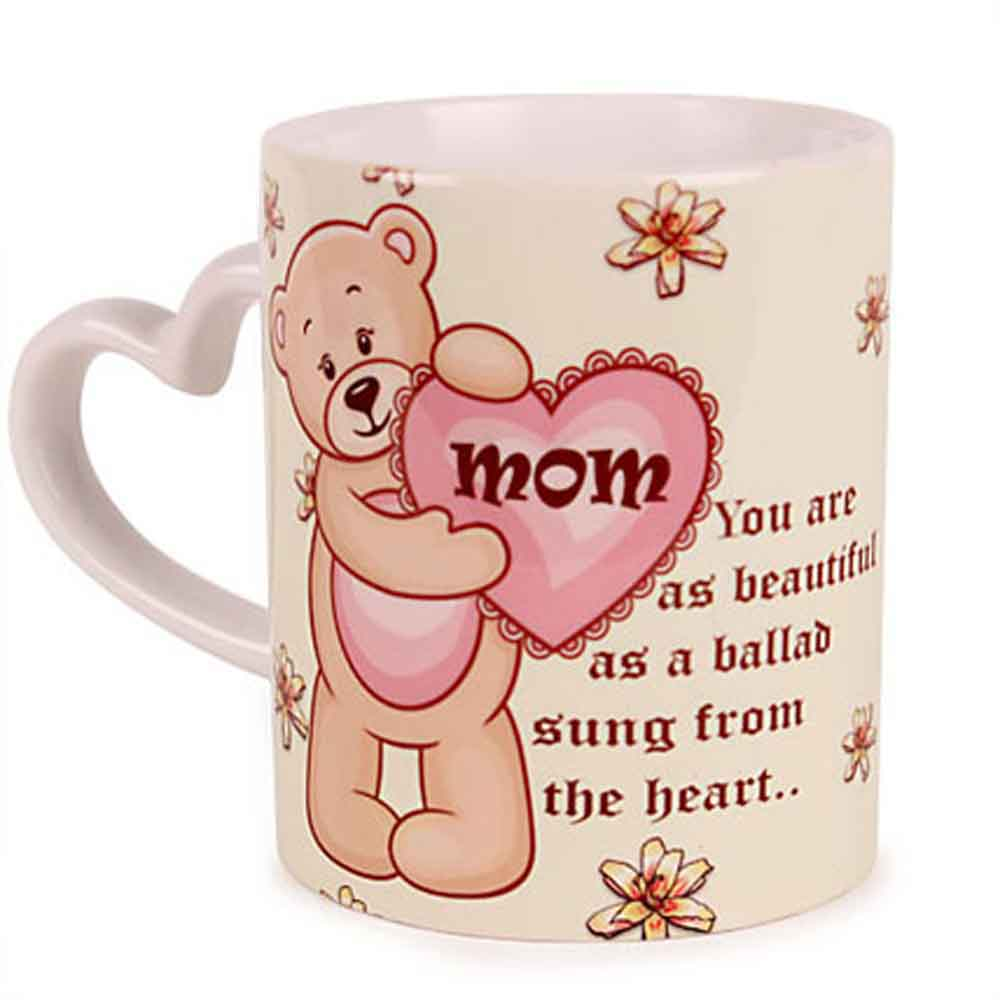 Mothers Day Cute Mug For Loving Momma