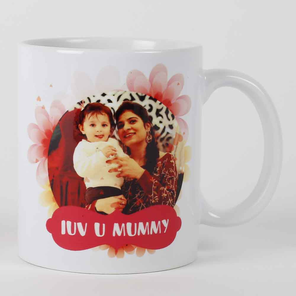 Mothers Day Personalised Photo Mug For Mom