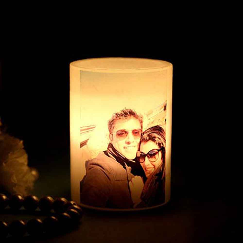 Mothers Day Me & You Personalized Candle