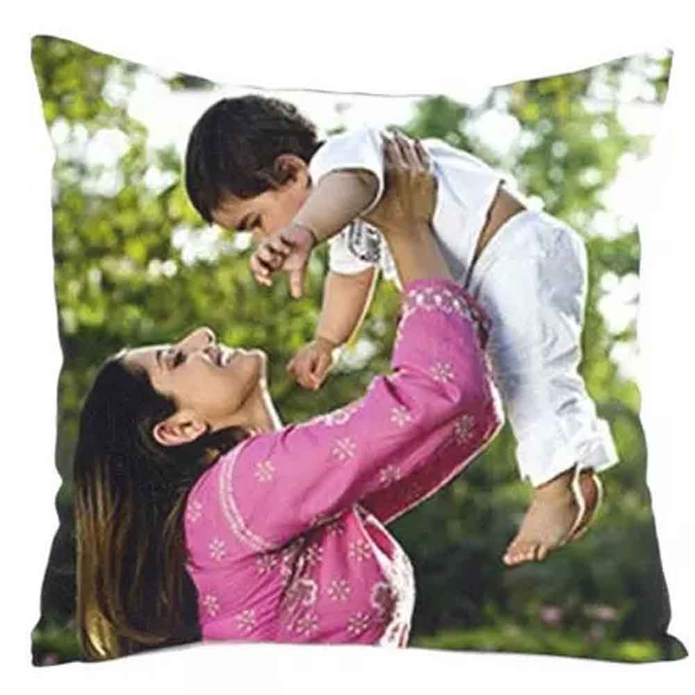 Mothers Day Personalize Photo Cushion