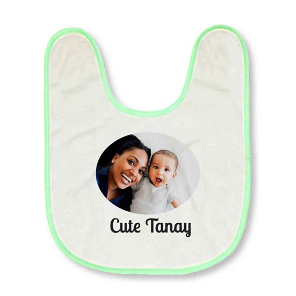 Miscellaneous-Personalised Baby Bib