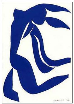 The Hair by Matisse
