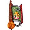 Sitar Ganesha Hanging