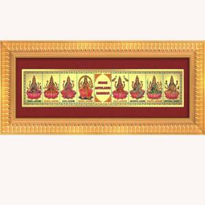 Ashtha Lakshmi Darshan