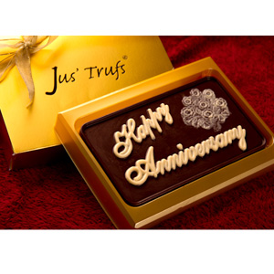 Jus Trufs-Happy Anniversary Greeting