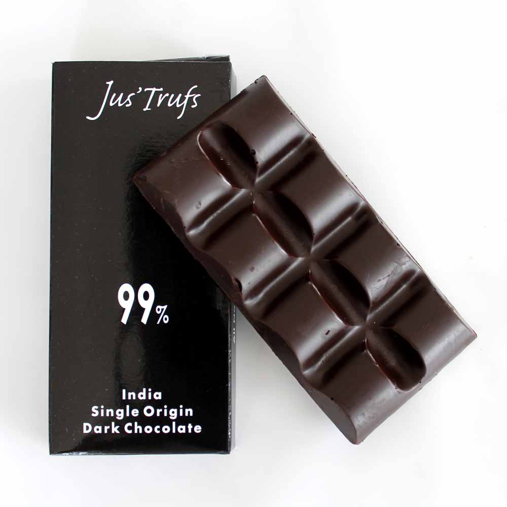 Set of two 99% Chocolate Bar 80 gm