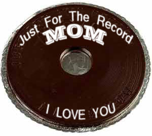 Record - I Love You Mom