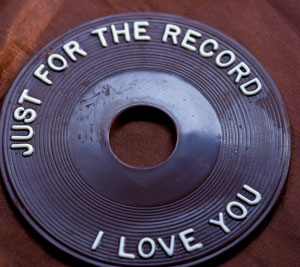I Love You Record