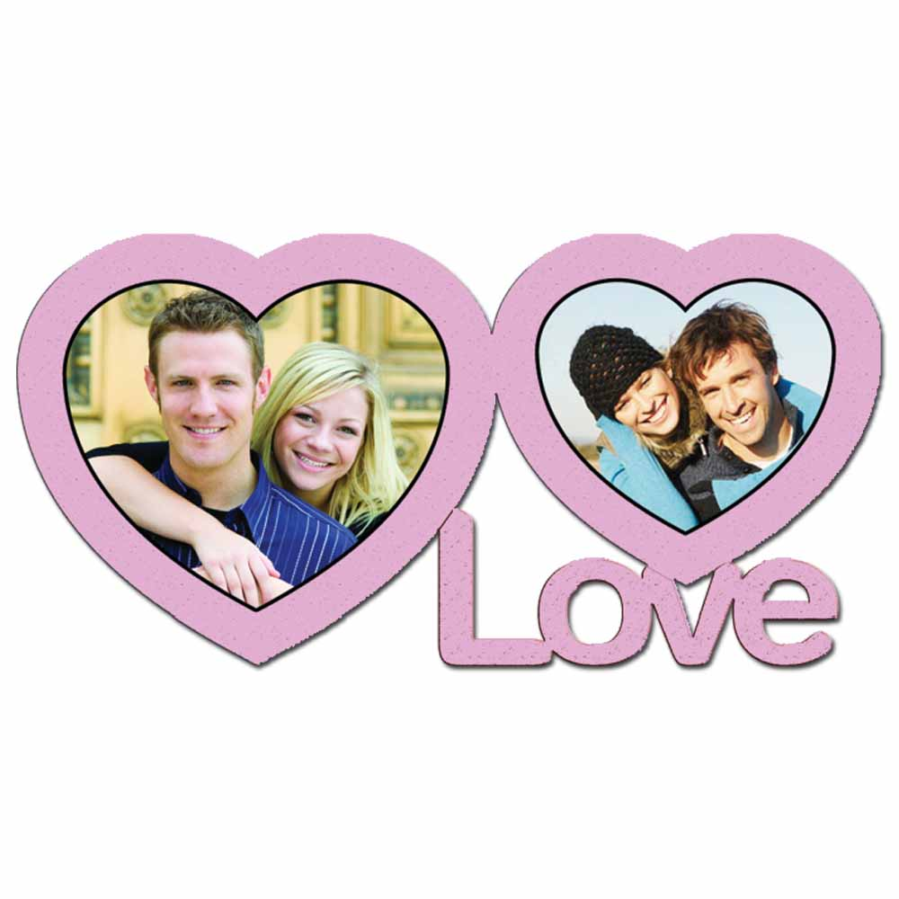 Frames-Personalized Love Couple Photo Frame – 02