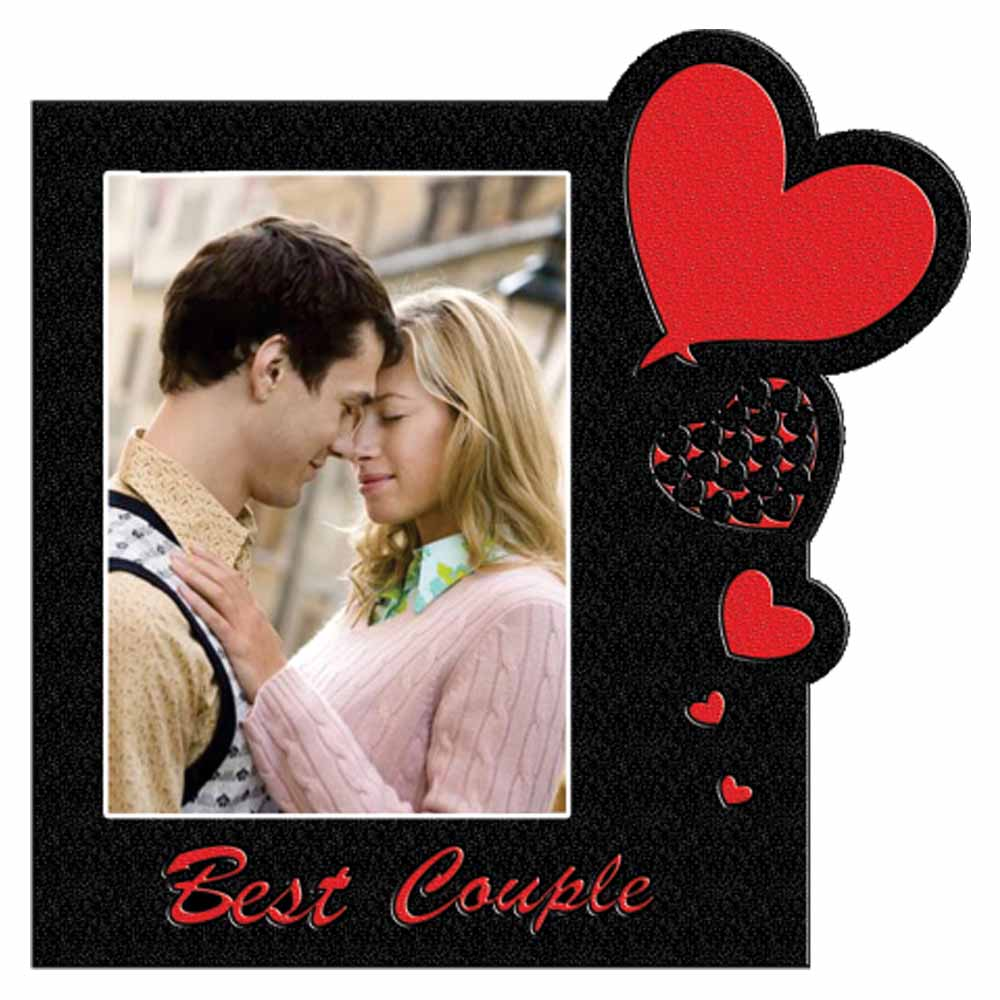 Personalized Love Passion Photo Frame – 06