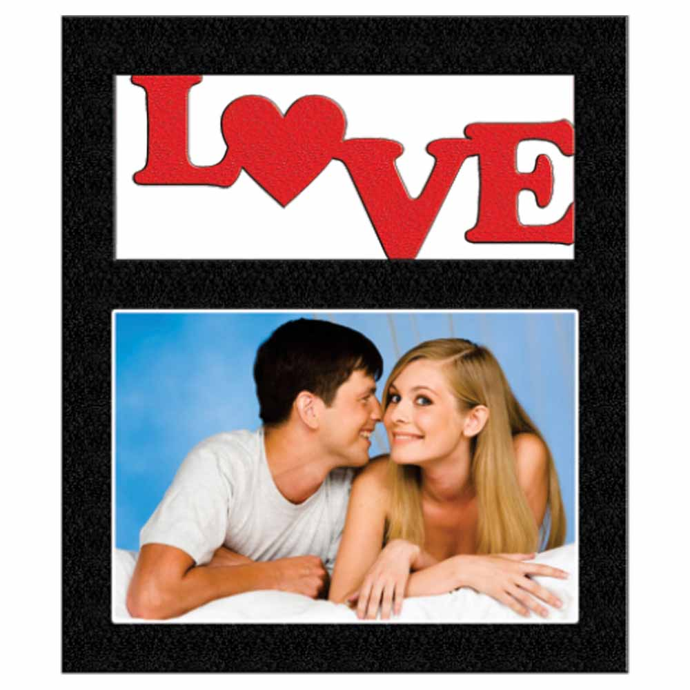 Personalized Love Forever Photo Frame – 09
