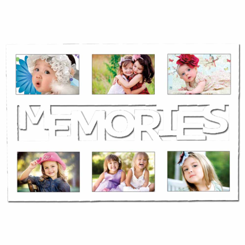 Personalized Love Sweet Memories Photo Frame - 12