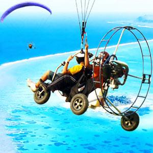 Flyboy Paramotoring