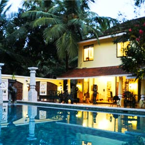 Goa Luxury Break