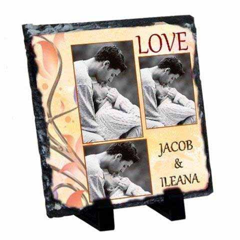 Personalise Plaque For love