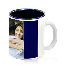 Blue - 2 Tone Mug