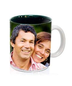 Green - 2 Tone Mug