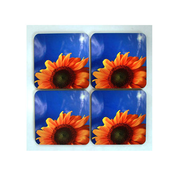 Personalized Square Coasters
