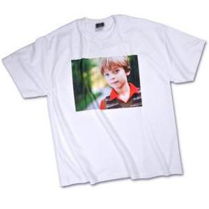 Personalized Photo T-Shirt For Kids