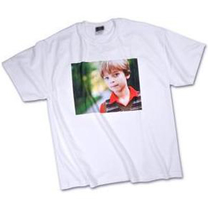 Personalized Photo-T-Shirt Teens