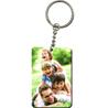 Personalized Rectangle Acrylic Keychain