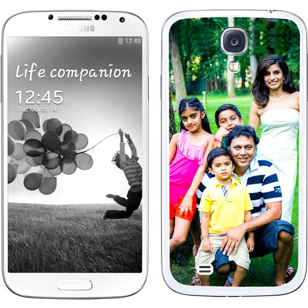 Personalized Samsung Galaxy S4 Case Cover