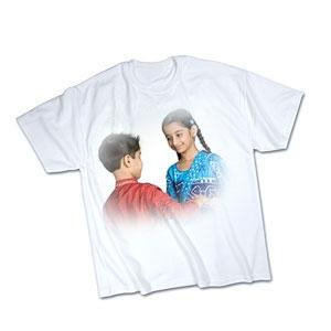 Personalized Photo T-shirt
