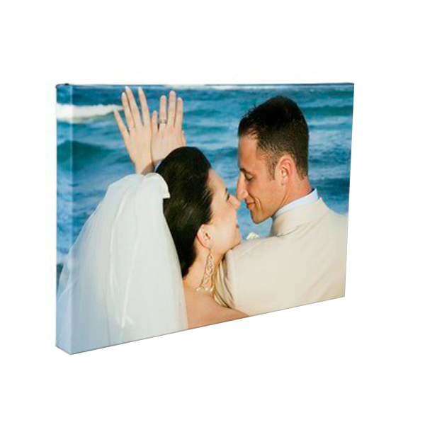 Personalized Canvas Print Gallery Wrapped - Landscape