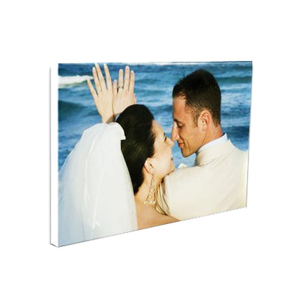Personalized Canvas Mounted - Landscape