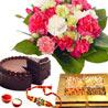 Gift Sweet Thoughts on Rakshbandhan on Rakhi