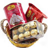Gift Rakhi Sweet Hamper on Rakhi