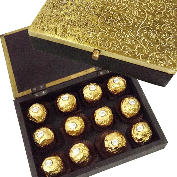 Antique Ferrero Box