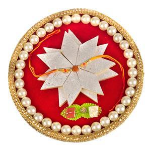 Mithai Thaalis-Royal Pearl Thaali