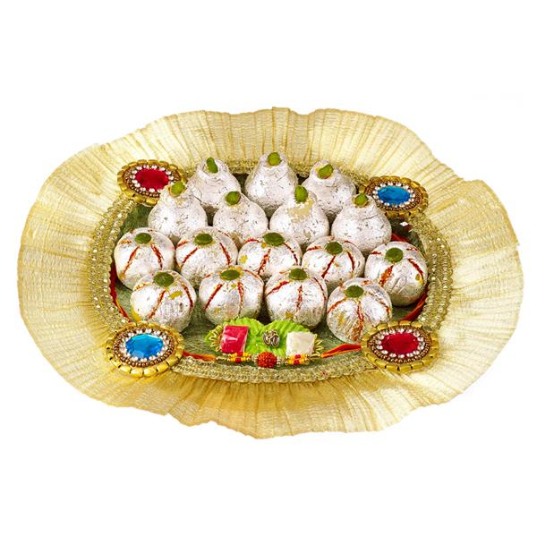 Mithai Thaalis-Hari Bhari Thaali