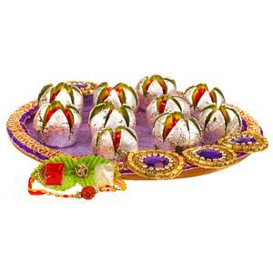 Mithai Thaalis-Anarkali Thaali
