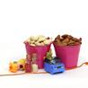 Gift Buckets Full Of Health Gift on Rakhi