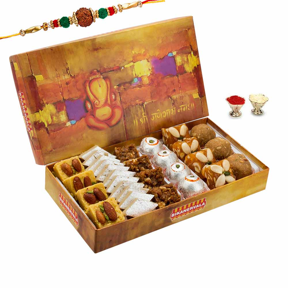 Sweet Delight Rakhi