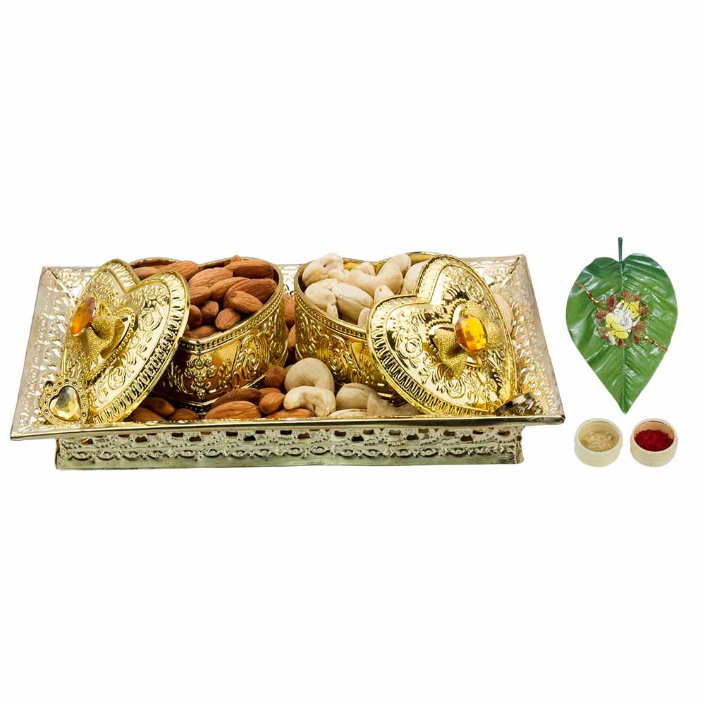 Rakhi Hampers-Heartfelt Rakhi wishes