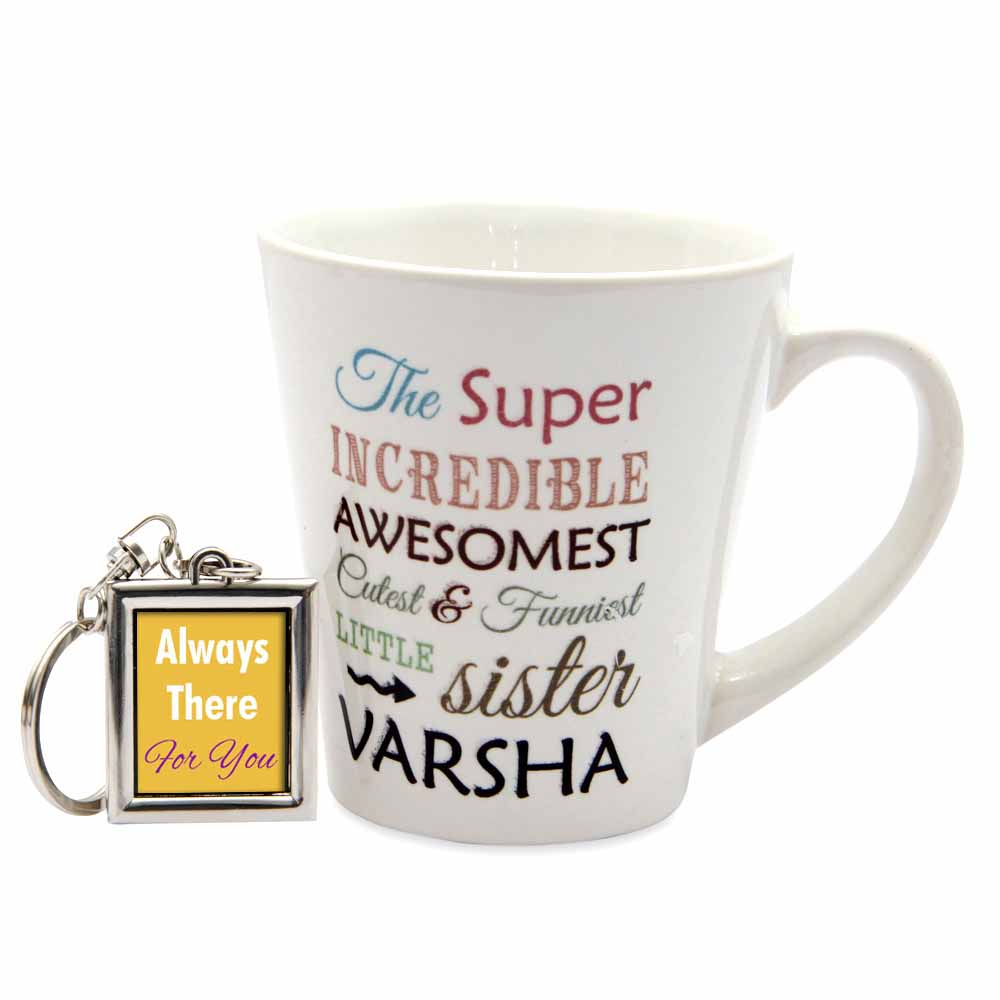 Personalized Super Incredible Rakhi Combo